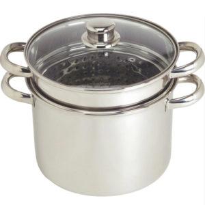 masflex-3-piece-pasta-pot-stainless-steel-set