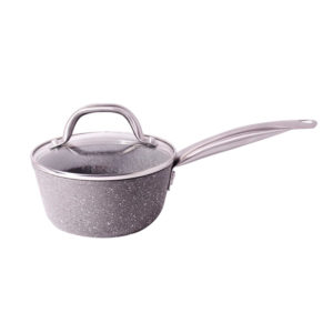 Forged Stone Saucepan