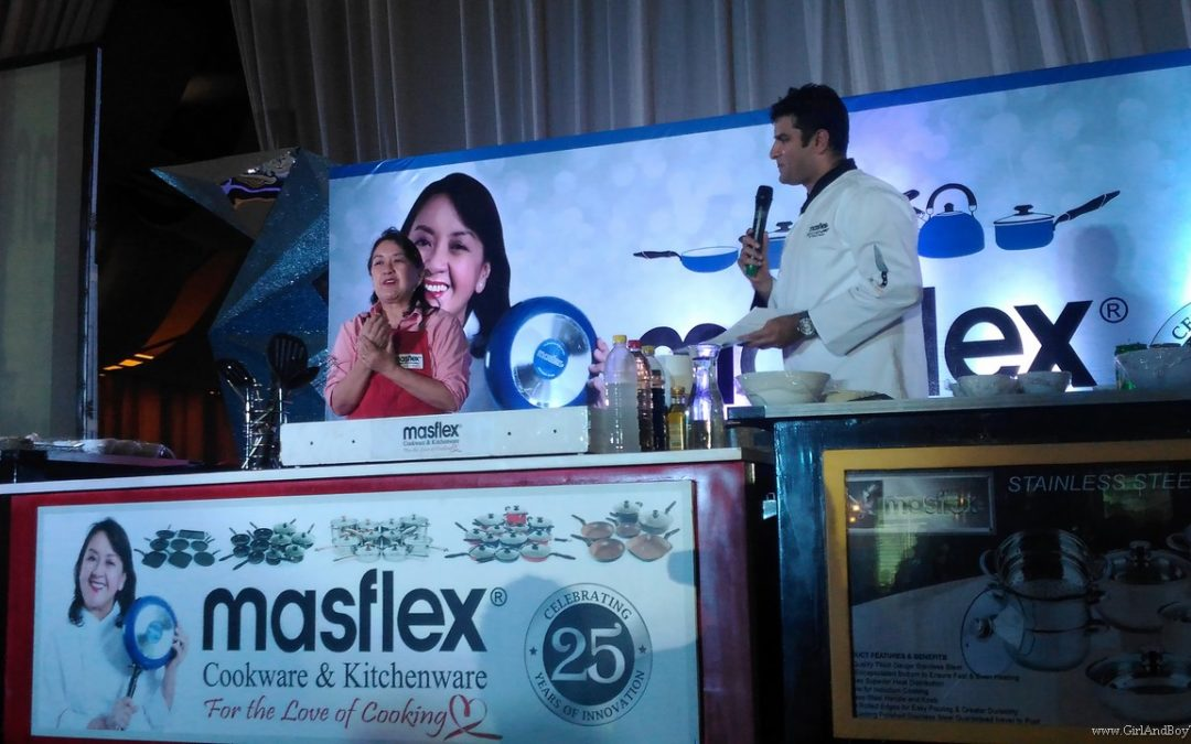 Girl And Boy Thing: Masflex Celebrates Their 25th Anniversary