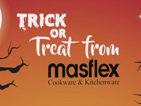 No Tricks but TREATS from MASFLEX!