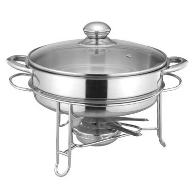 24cm-round-chafing-dish-with-iron-rack