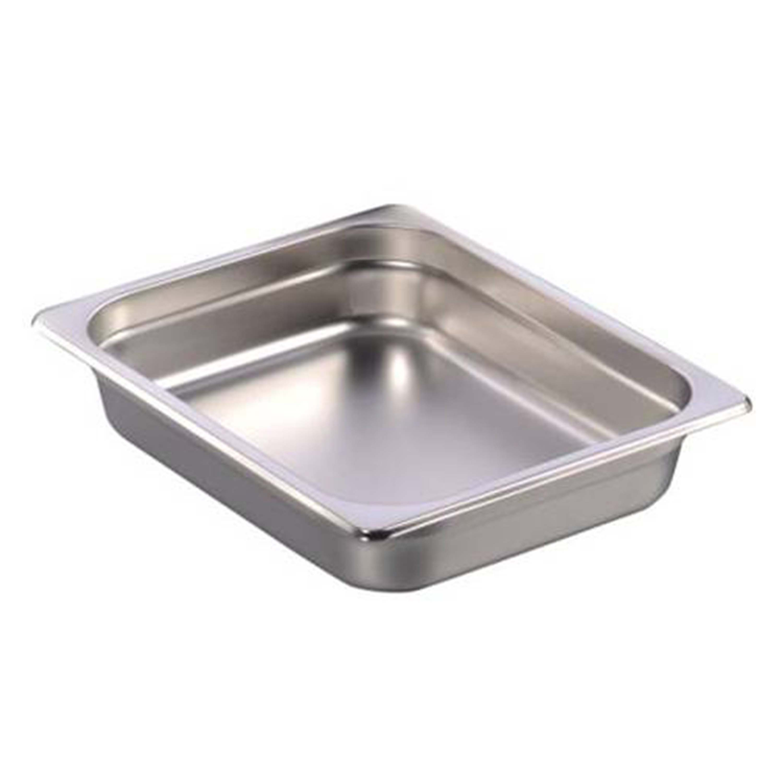 Half Size Stainless Steel Food Pan Masflex