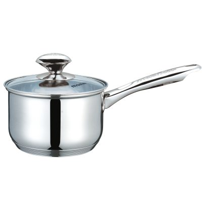 Sauce Pan - Silver