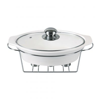 oval-casserole-with-candle-stand
