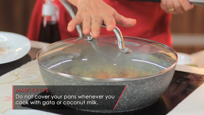 How to cook dishes with coconut milk