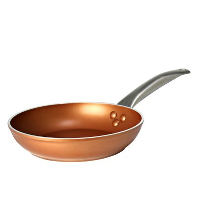 Forged Copper Fry Pan