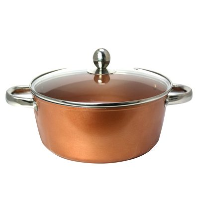Forged Copper Sauce Pan