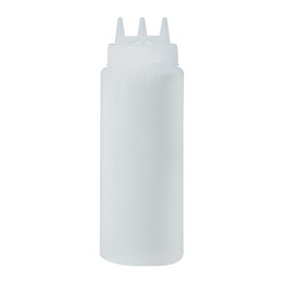Squeeze Dispenser w3 Nozzles