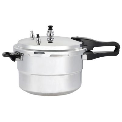 Induction Pressure Cooker with Steamer