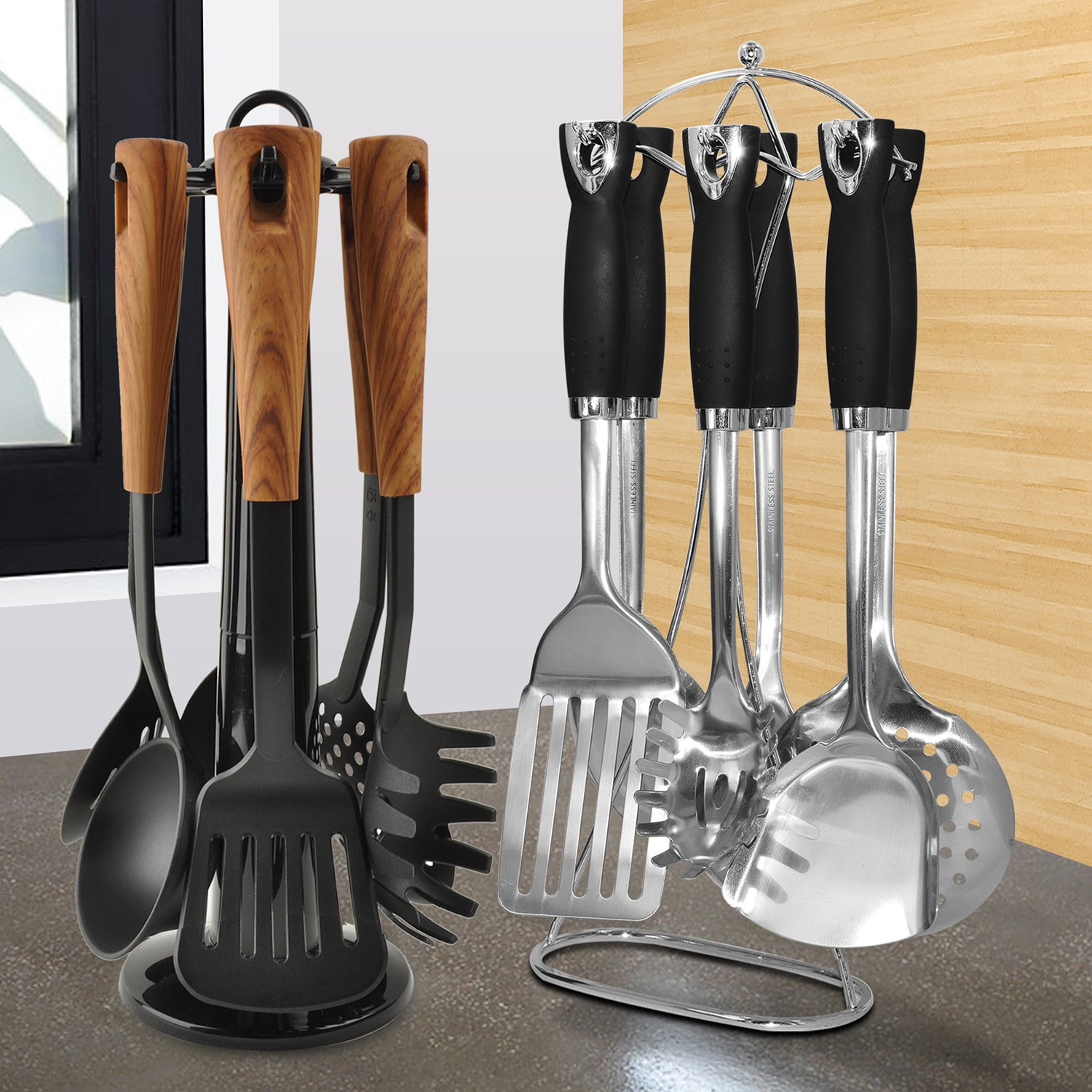 Masflex Kitchen Utensils Set