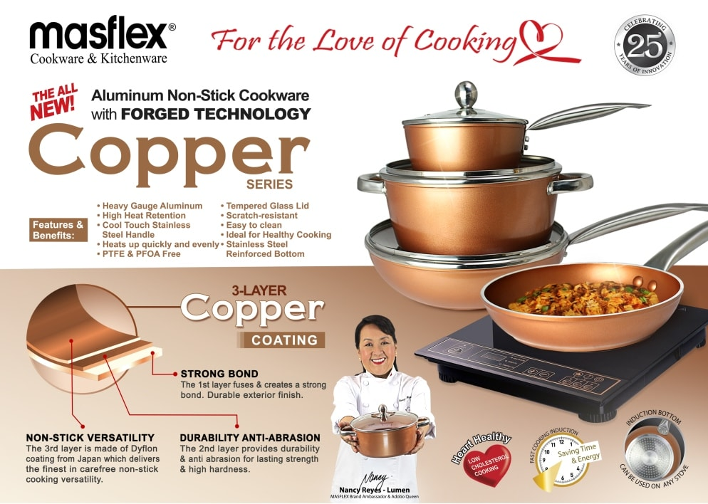 Masflex Copper Series Signage