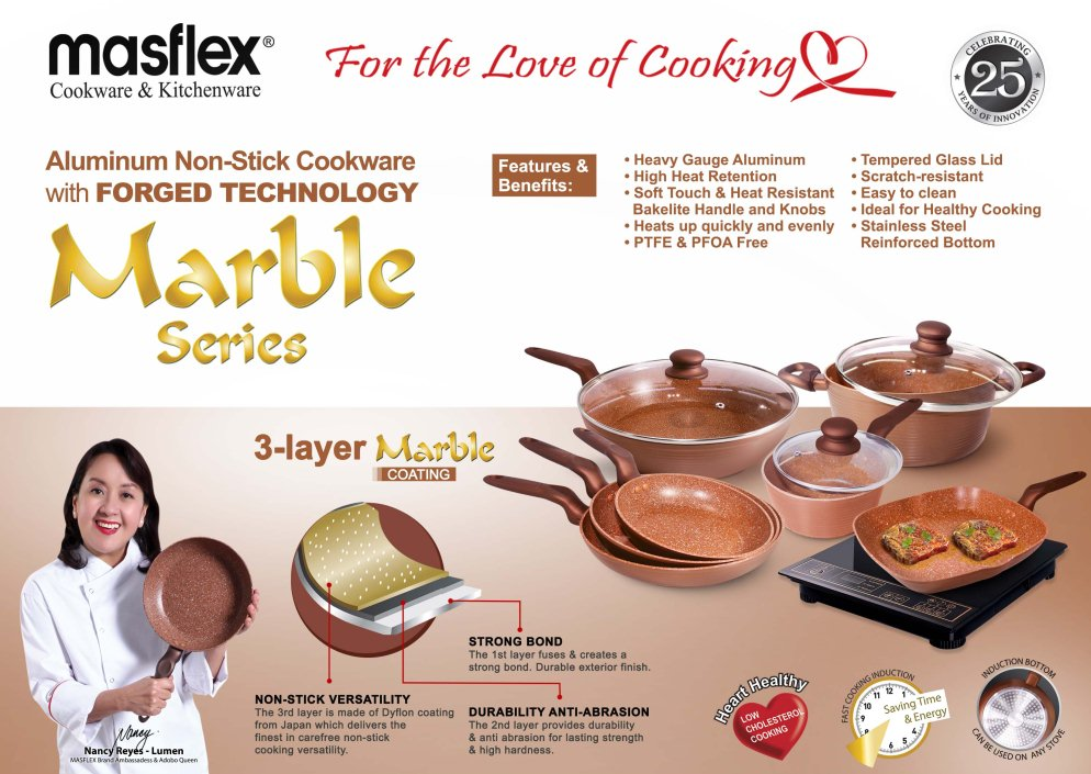 Masflex Marble Series Signage