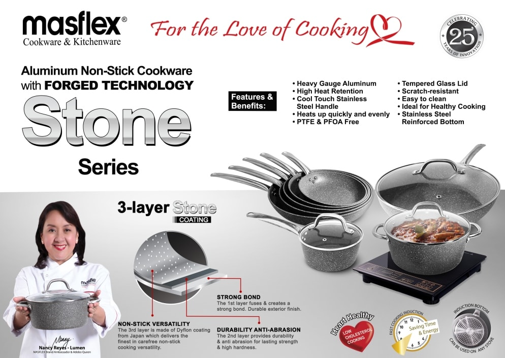 Masflex Stone Series Signage
