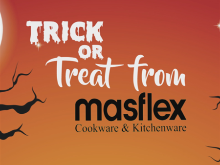 No Tricks but TREATS from MASFLEX!