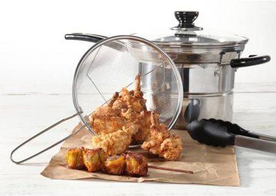Fried Chicken Lollipop