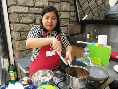 Masflex Kitchen Camp (bloggers edition)