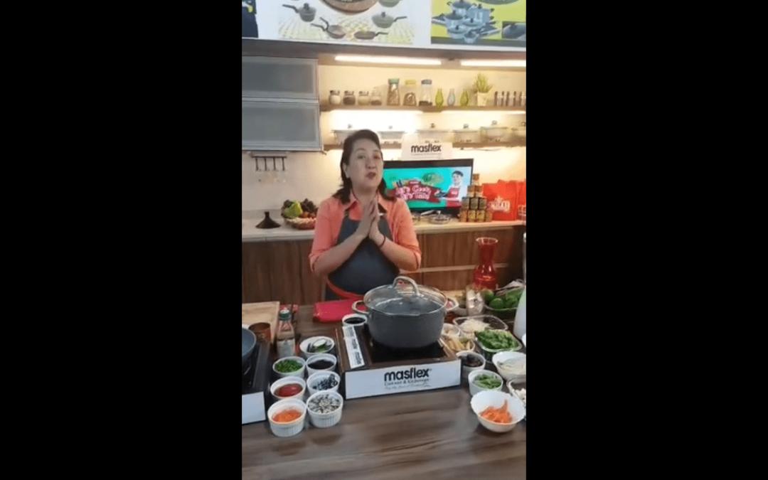 Vegetable Sukiyaki and Vegetable Timbale
