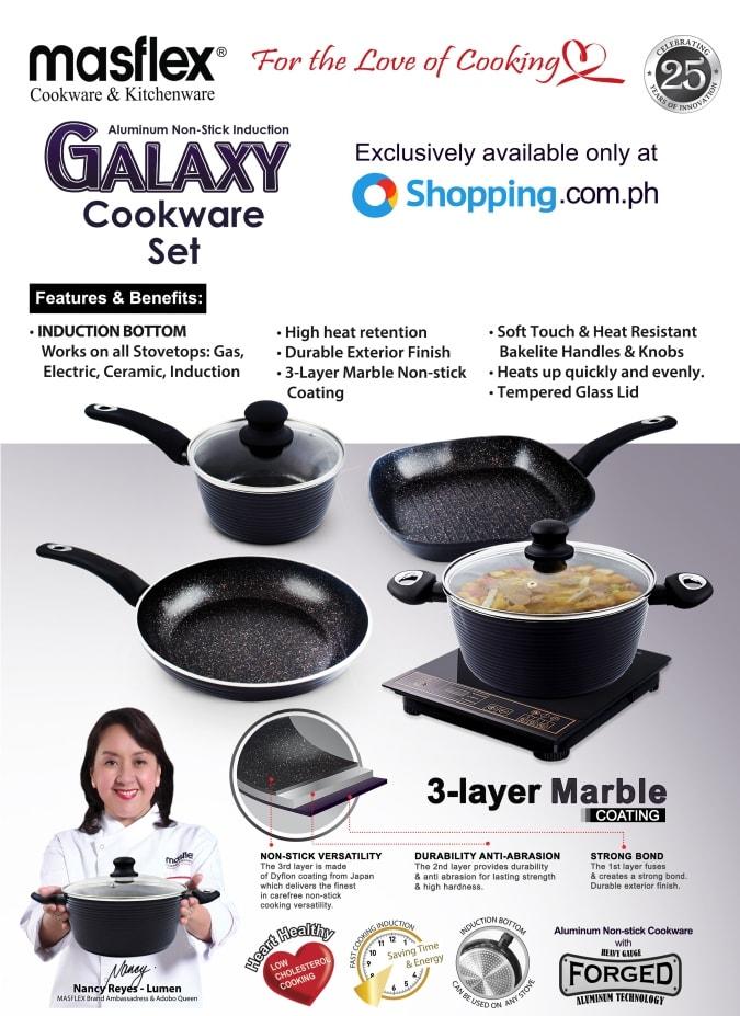 Galaxy Cookware